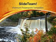 Water_Falls_Nature_PowerPoint_Templates_And_PowerPoint_Backgrounds_pgr