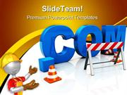 Web_Construction_Internet_PowerPoint_Templates_And_PowerPoint_Backgrou
