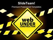 Web_Under_Construction_Internet_PowerPoint_Themes_And_PowerPoint_Slide