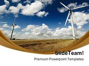 Windmills_Renewable_Energy_Science_PowerPoint_Templates_And_PowerPoint