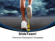 Woman_Jogging_Health_PowerPoint_Templates_And_PowerPoint_Backgrounds_p