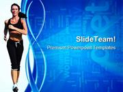 Woman_Running_Health_PowerPoint_Templates_And_PowerPoint_Backgrounds_p