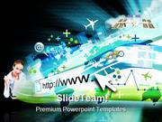 Woman_On_Laptop_Internet_PowerPoint_Templates_And_PowerPoint_Backgroun