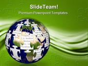 World_Puzzle_Globe_PowerPoint_Templates_And_PowerPoint_Backgrounds_091