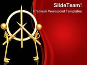 Write_For_Peace_Religion_PowerPoint_Templates_And_PowerPoint_Backgroun