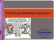 viral vaccine prodution (2)