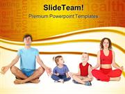 Yoga_Family_Health_PowerPoint_Templates_And_PowerPoint_Backgrounds_pgr