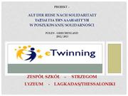 E-Twinning - Evaluation.Teil 1.