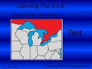 Learning The USA L5 Test