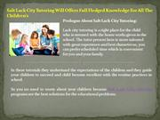 Salt Lack City Tutoring Will Offers Full Fledged Knowledge