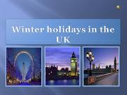 Winter Holidays in the UK