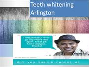 Teeth whitening Arlington