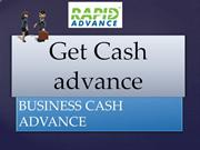 Get Cash advance