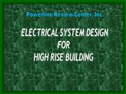 electrical system design high rise