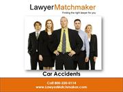 Lawyer Matchmaker Helps You Find The Right Lawyer After A Car Accident