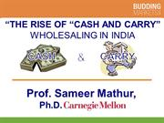 Cash and Carry - Wholesaling in India