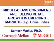 Middle Class Consumers are Fueling Retail Growth in Emerging Markets