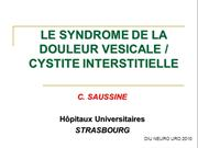 Syndrome+vessie+douloureuse