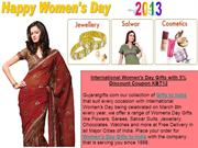 Send Gifts to India Online on Women's Day