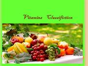 VITAMINS  INTRODUCTION