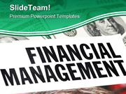 Financial Management Finance PowerPoint Themes And PowerPoint Slides p