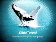 Fish Animals PowerPoint Templates And PowerPoint Backgrounds ppt theme