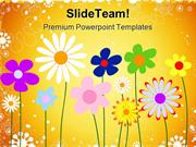 Floral Background Abstract PowerPoint Themes And PowerPoint Slides ppt
