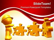 Following Leader Instruction Leadership PowerPoint Templates And Power