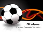 Football Game Sports PowerPoint Templates And PowerPoint Backgrounds p