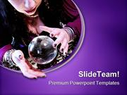 Fortune Teller Future PowerPoint Templates And PowerPoint Backgrounds