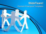 Friendship People Global PowerPoint Templates And PowerPoint Backgroun