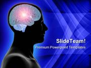 Genius Brain Technology PowerPoint Templates And PowerPoint Background