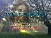 A SONG OF THE SANCTUARY
