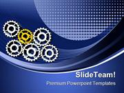 Gears Industrial PowerPoint Themes And PowerPoint Slides ppt designs