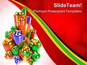 Gifts Festival PowerPoint Themes And PowerPoint Slides ppt designs