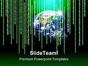 Global02 Communication PowerPoint Templates And PowerPoint Backgrounds