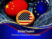 Global Economy Business PowerPoint Templates And PowerPoint Background