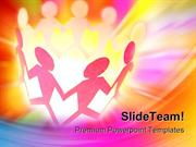 Global Team Leadership PowerPoint Templates And PowerPoint Backgrounds