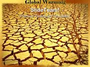 Global Warming Earth PowerPoint Templates And PowerPoint Backgrounds p