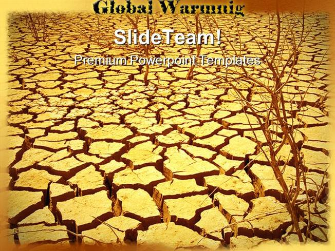 Global Warming Earth Powerpoint Themes And Powerpoint Slides Ppt L ...