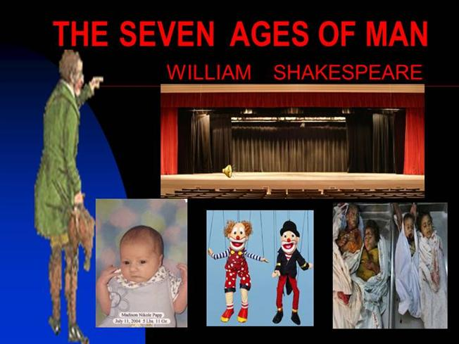 Seven Ages of Man Ppt Copy of Seven Ages of Man