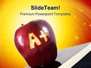 Grade A Education PowerPoint Templates And PowerPoint Backgrounds ppt