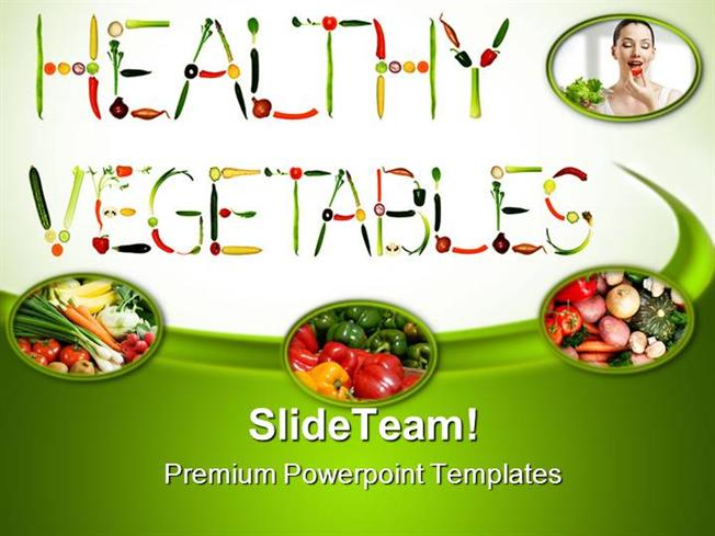 Green and fresh vegetables health powerpoint templates and powerpo green and fresh vegetables health powerpoint templates and powerpoint toneelgroepblik Choice Image