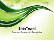 Green Background PowerPoint Templates And PowerPoint Backgrounds ppt t