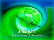 Green Earth01 Abstract PowerPoint Templates And PowerPoint Backgrounds