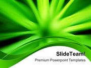 Green Energy Abstract PowerPoint Templates And PowerPoint Backgrounds