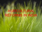 agricultural-reform-in-india