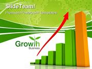 Growth Chart Business PowerPoint Templates And PowerPoint Backgrounds