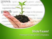 Growth Theme Environment PowerPoint Themes And PowerPoint Slides ppt d