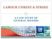 labour unrest and strikes